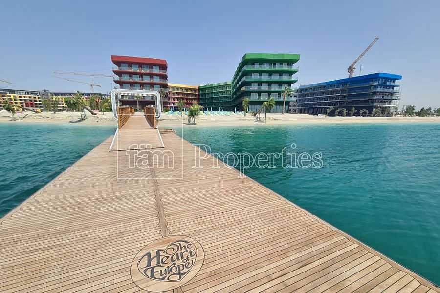Ready Soon| Beach Access| Full Sea View