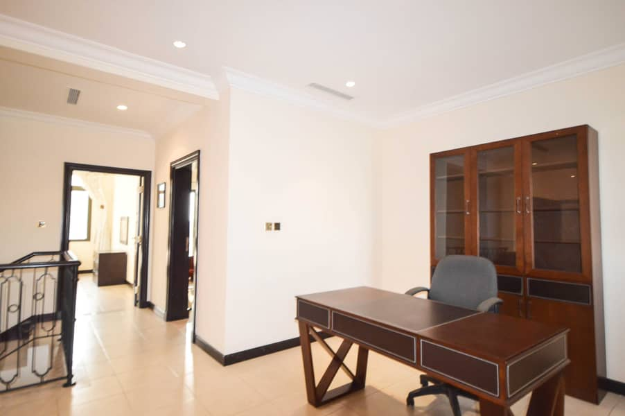 13 Furnished-option | Garden and Sea views | Frond M