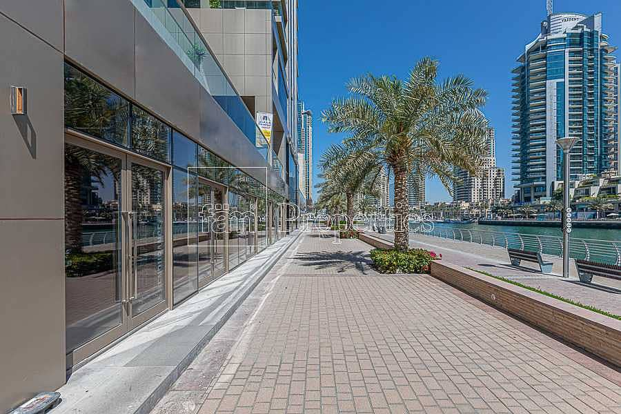 2 Marina Walk  Prime Tower  Shell & Core  Ready