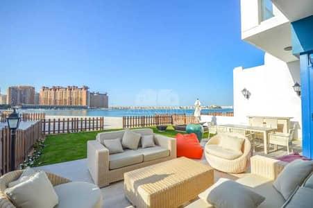 4 Bedroom Villa for Sale in Palm Jumeirah, Dubai - Hot Deal | Beach Home Villa | Burj Al Arab view | Genuine Listing