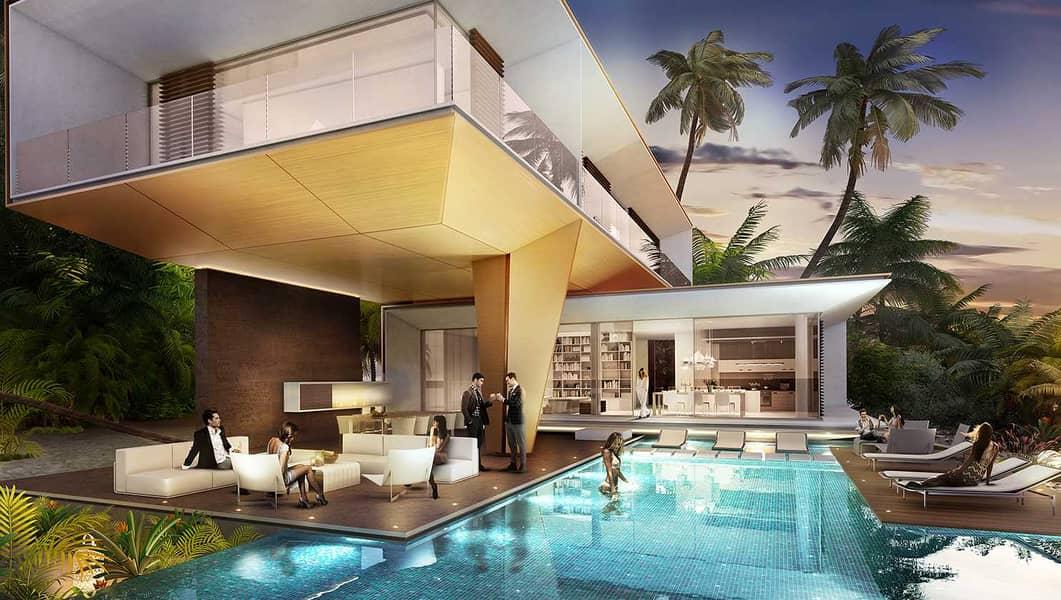 22 Unbelievable Villa | Lagoon Facing | Handover Soon