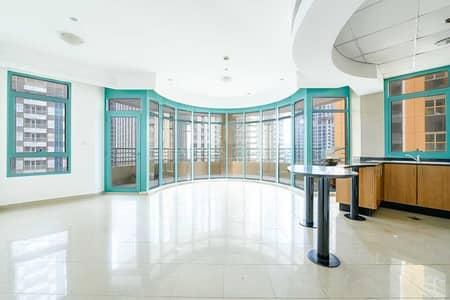 2 Bedroom Flat for Rent in Dubai Marina, Dubai - With Appliances | Fantastic Views | Peaceful Unit