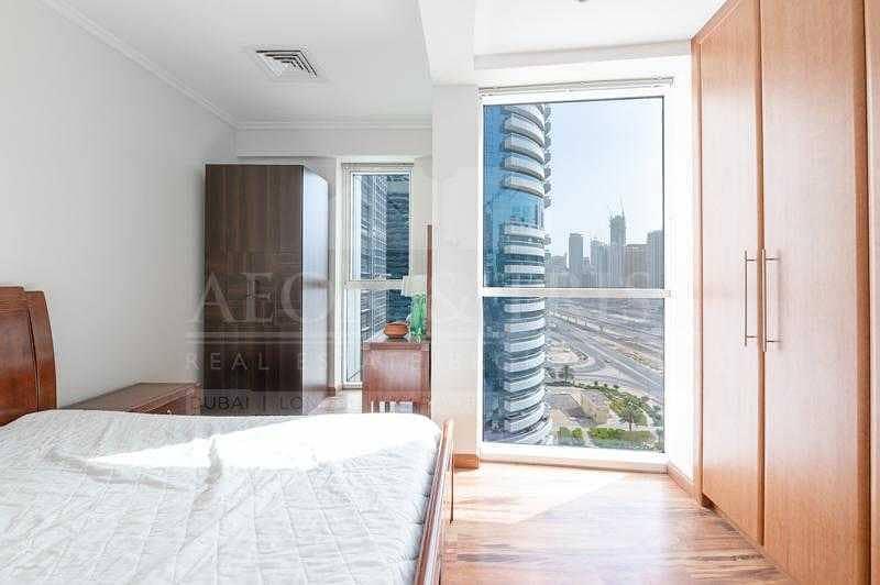 2 Stunning  Furnished 1 Bed | Saba Tower 2 | JLT