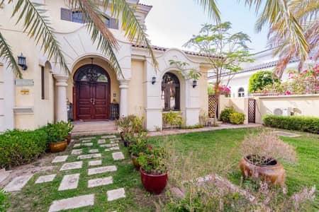 4 Bedroom Villa for Sale in Palm Jumeirah, Dubai - Highest number | Atlantis view | Atrium Entry