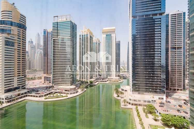 2 Fitted and Furnished Office with Lake View in JLT