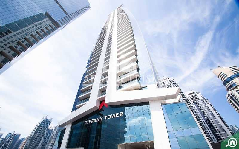 14 Fitted and Furnished Office with Lake View in JLT
