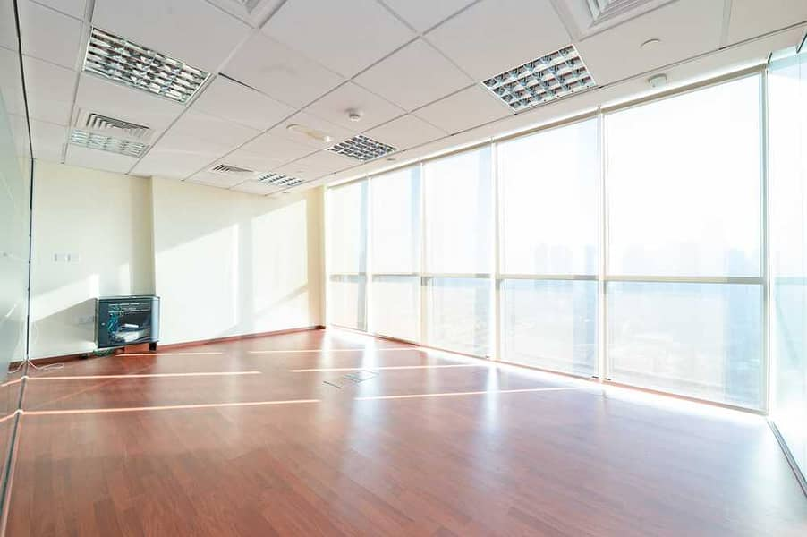 Fitted office   Mid floor   Unfurnished   Tiffany