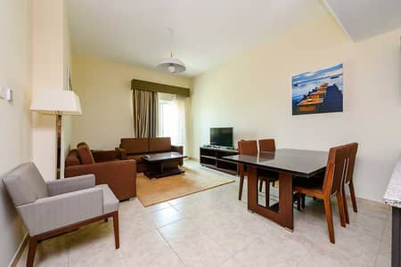 1 Bedroom Apartment for Rent in Jumeirah Village Triangle (JVT), Dubai - Furnished 1 Bed | Well-kept unit | High Floor
