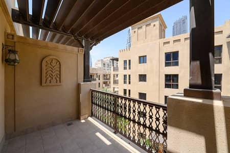 شقة 1 غرفة نوم للايجار في المدينة القديمة، دبي - Spacious Stunning Unit Bright Apartment Must See