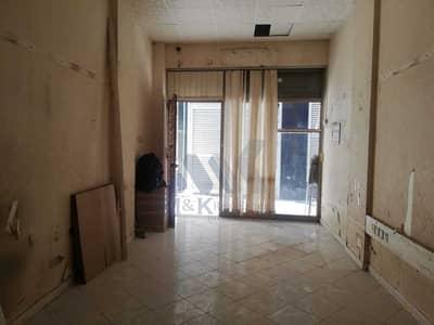 Shop for Rent in Deira, Dubai - Building P411 | Shop is Available for Rent | Shop No. 1