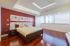 شقة في جميرا ليفنج مساكن جميرا ليفنج بالمركز التجاري العالمي مركز دبي التجاري العالمي 3 غرف 205000 درهم - 5103320