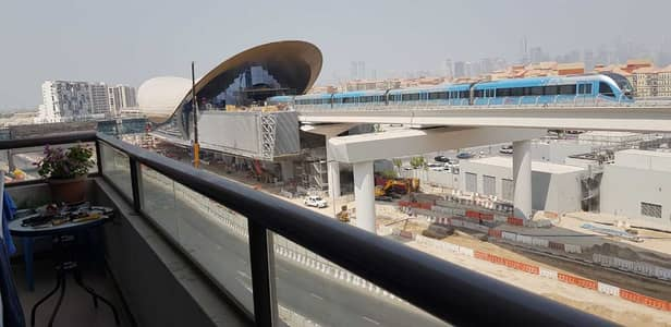 2 Bedroom Apartment for Sale in Al Furjan, Dubai - Upgraded 2 bed | Near to metro | 2 parkings