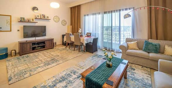 2 Bedroom Apartment for Sale in Jumeirah Golf Estate, Dubai - Furnished | Vacant on Transfer | Spacious Layout