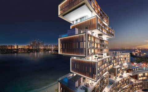 3 Bedroom Apartment for Sale in Palm Jumeirah, Dubai - 3 Bed Apt   Dual views of the Ocean and The Palm
