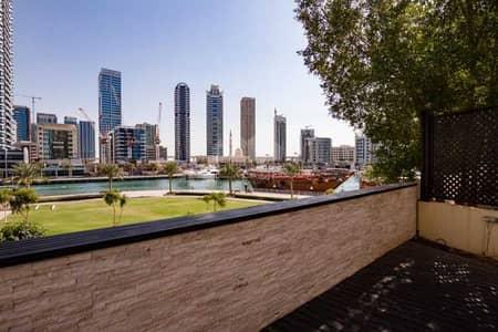 3 Bedroom Villa for Sale in Dubai Marina, Dubai - One of a kind Villa with Full Marina View