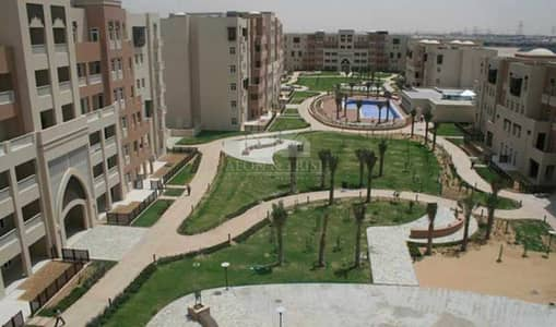 3 Bedroom Apartment for Rent in Al Furjan, Dubai - Pool and Garden View 3BR with Closed Kitchen