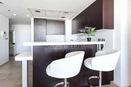 فلیٹ 1 غرفة نوم للبيع في مركز دبي المالي العالمي، دبي - Vacant Unfurnished 1 Bedroom Apartment in Sky Garden