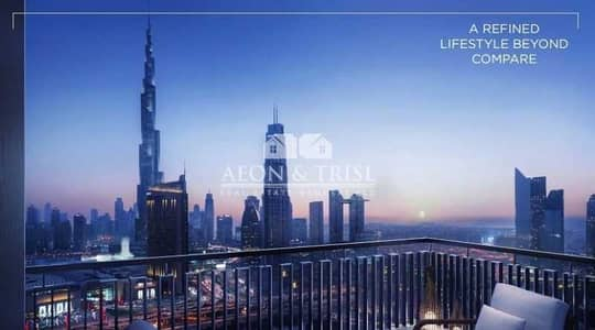 3 Bedroom Apartment for Sale in Downtown Dubai, Dubai - High Floor 3 Bedroom Sale | Downtown Views II