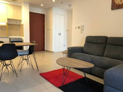 1 Bedroom Apartment for Rent in Town Square, Dubai - FINEST FURNITURE  ALL BILLS INCLUDED  PAY MONTHLY