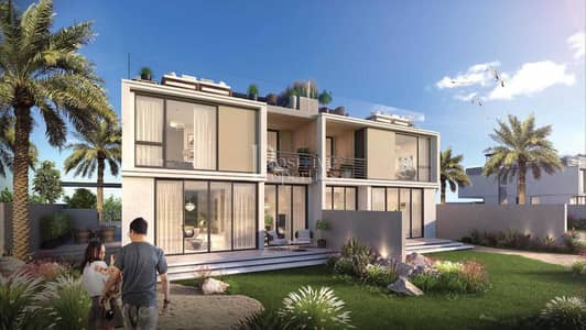 4 Bedroom Townhouse for Sale in Dubai Hills Estate, Dubai - Golf Course view| Brand New | Stunning Location