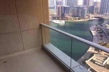 فلیٹ 1 غرفة نوم للبيع في مدينة دبي للإنترنت، دبي - Large One Bed   Aurora Tower   Marina View
