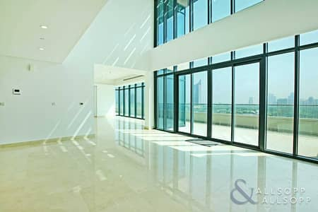 5 Bedroom Penthouse for Sale in The Hills, Dubai - 5 Bedroom   Penthouse   Golf Course View