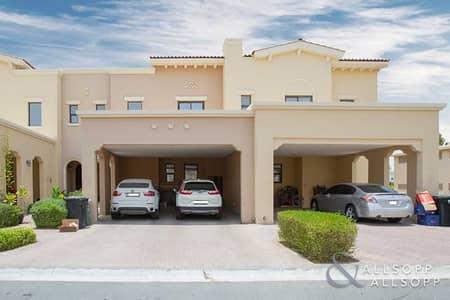فیلا 3 غرف نوم للبيع في ريم، دبي - 3 Beds | Single Row | Vacant on Transfer