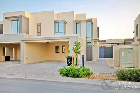 4 Bedroom Villa for Sale in Dubai Hills Estate, Dubai - Large Plot | Green Strip | 4 Bed Type 2E