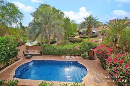 فیلا 4 غرف نوم للبيع في المرابع العربية، دبي - 4 Bed   External Maids   Upgraded   Pool