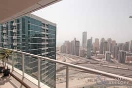 شقة في برج لاجونا أبراج بحيرات الجميرا 1 غرف 975000 درهم - 5242930