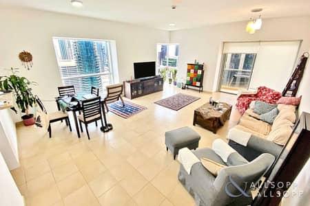 2 Bedroom Apartment for Sale in Dubai Marina, Dubai - Largest 2 Bed | 1