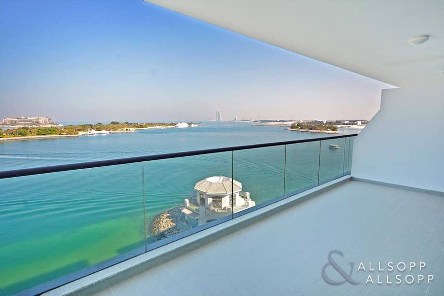 Full Sea View | Rented| Immaculate | 1 Bed