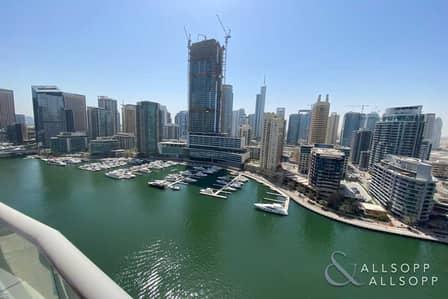 فلیٹ 3 غرف نوم للبيع في دبي مارينا، دبي - Exclusive | Vacant On Transfer | 3 Beds