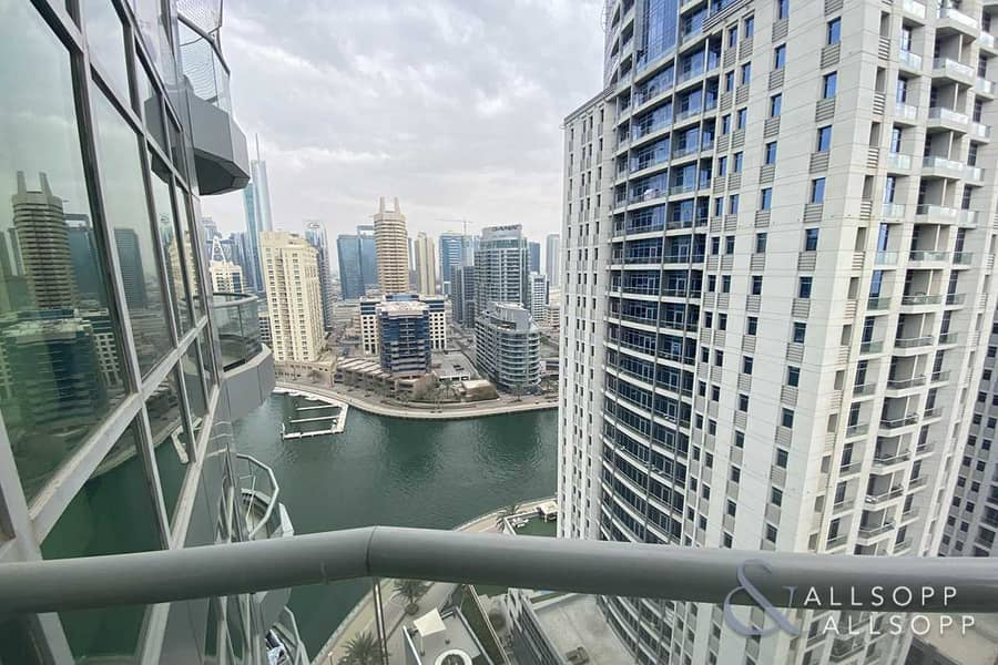 Exclusive   Partial Marina View   1 Bed