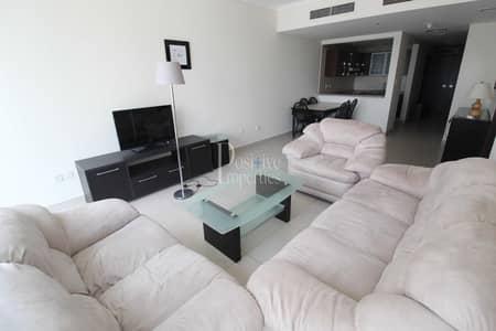شقة 1 غرفة نوم للايجار في أبراج بحيرات الجميرا، دبي - Beautiful and Clean   Exquisite View   Ready to move
