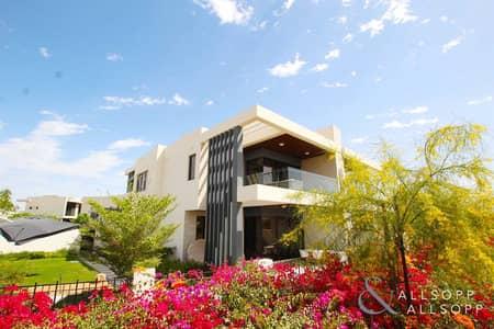 فیلا 4 غرف نوم للبيع في داماك هيلز (أكويا من داماك)، دبي - 4 Bed Single Row | Re-Sale | Park View