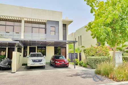 تاون هاوس 3 غرف نوم للبيع في داماك هيلز (أكويا من داماك)، دبي - Single Row   Owner Occupied   THK   3 Beds