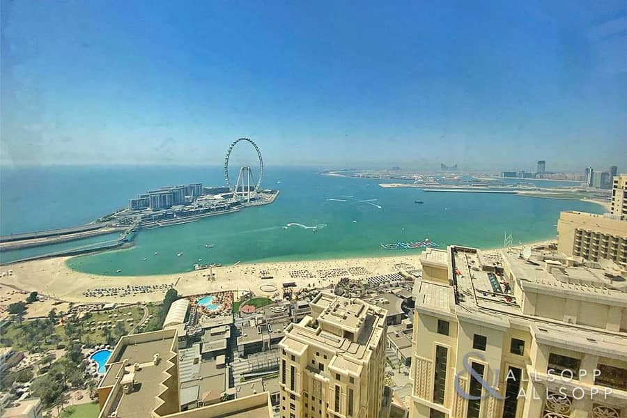 18 Full Sea View   Upgraded Duplex   3 Beds