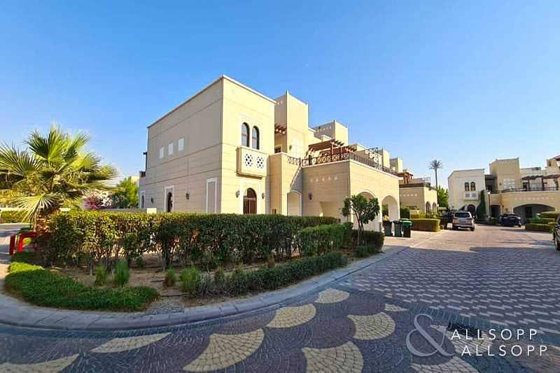 Al Naseem   Corner Plot   4 Bedroom Villa