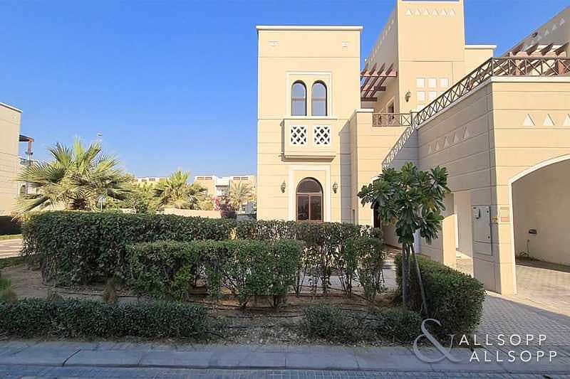 11 Al Naseem   Corner Plot   4 Bedroom Villa