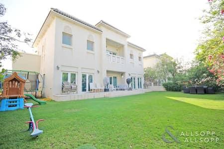 3 Bedroom Villa for Sale in Al Furjan, Dubai - Single Row   Three Bedroom   Quortaj Style