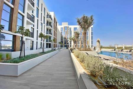 شقة 1 غرفة نوم للبيع في مدن، دبي - Modern 1 Bedroom | High Ceilings | Balcony
