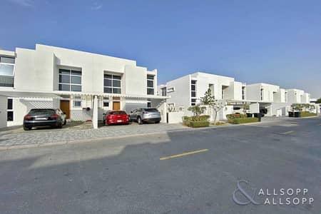 تاون هاوس 4 غرف نوم للبيع في مدن، دبي - Single Row   4 Bedrooms   Great Condition