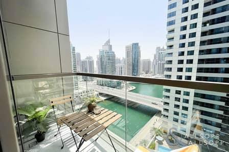 فلیٹ 1 غرفة نوم للبيع في دبي مارينا، دبي - One Bed Apartment | Marina View | Rented