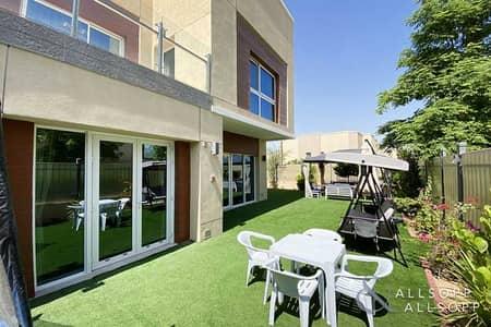 فیلا 4 غرف نوم للبيع في مجمع دبي للعلوم، دبي - 4 Beds| Backing Park | 4D4 |Quiet Location