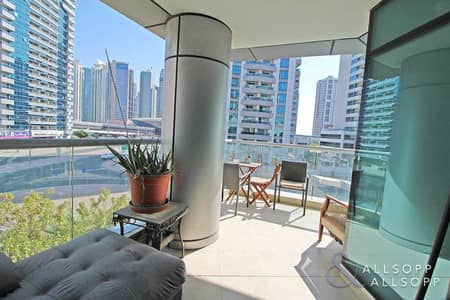 3 Bedroom Flat for Sale in Dubai Marina, Dubai - 3 Bedrooms + Maids   Study   Laundry Room
