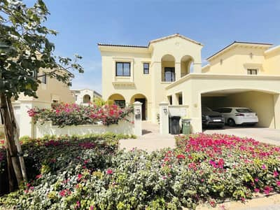 فیلا 4 غرف نوم للبيع في المرابع العربية 2، دبي - 4 Bedrooms | Family Room | Close To Pool