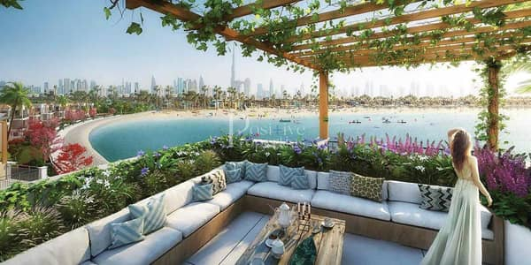 تاون هاوس 3 غرف نوم للبيع في جميرا، دبي - Luxurious 3 Bedroom Triplex | Premium Location