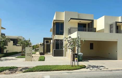 5 Bedroom Townhouse for Rent in Dubai Hills Estate, Dubai - Vacant / Brand New / Green Belt