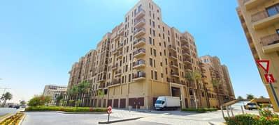 شقة في جنة - الساحة الرئيسية تاون سكوير 1 غرف 40000 درهم - 5143414